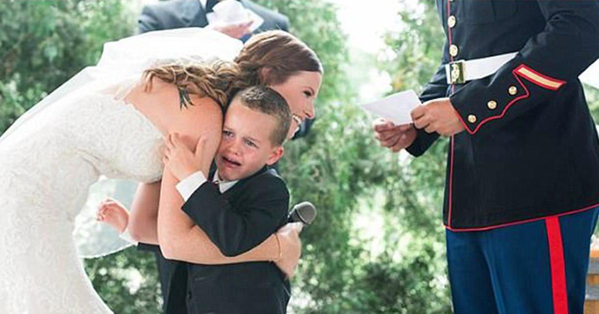 Маленькая речь на свадьбе