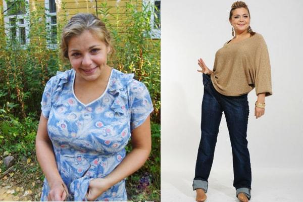 ирина пегова фото после похудения