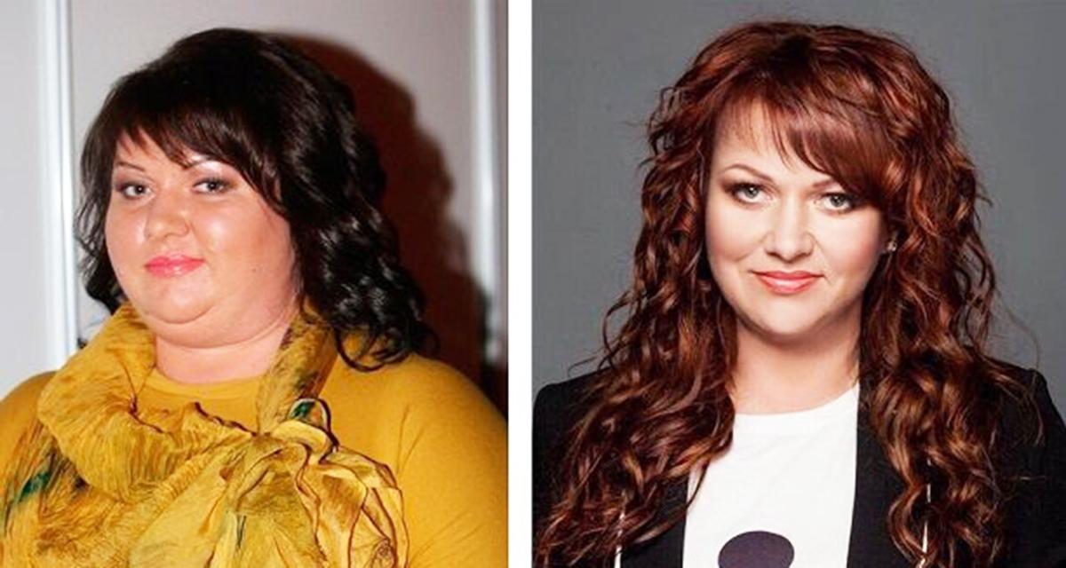 Звезда квн похудела фото до и после