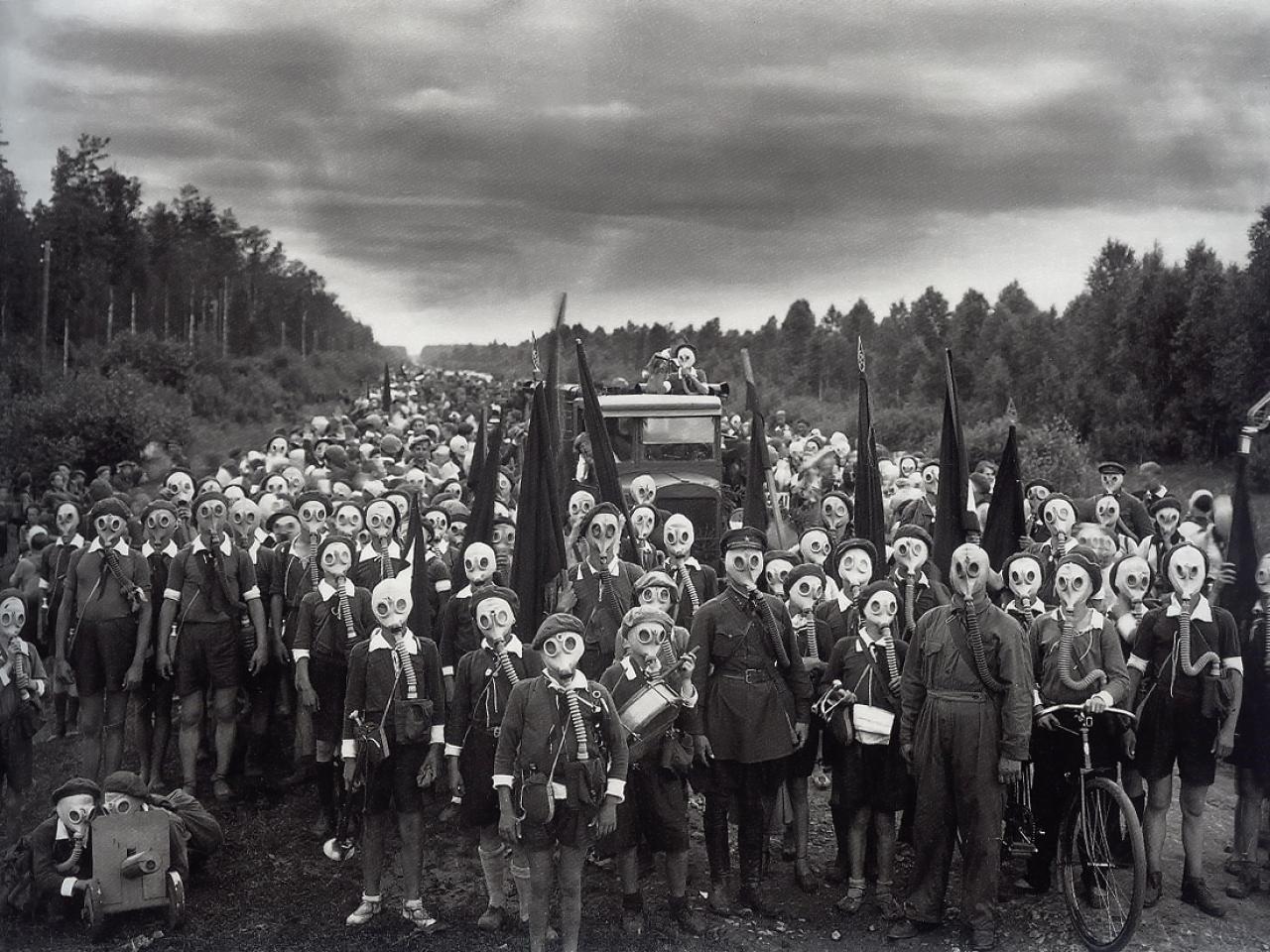 27 редчайших фото из прошлого, которые точно изменят ваше восприятие истории