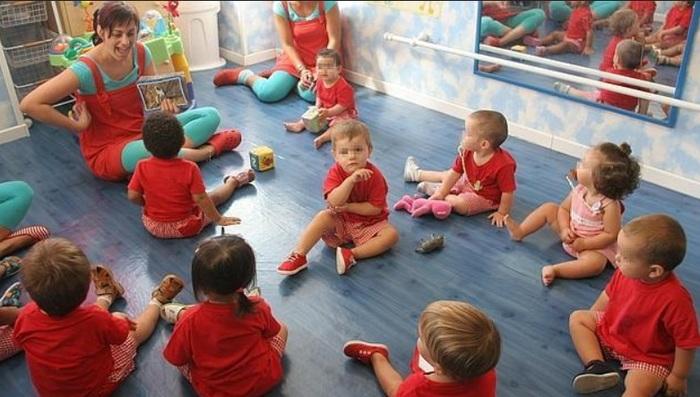 Испанский детский сад – упасть в обморок или принять? Испания, Европа, Детский сад, Заграница, Зарубежом, Жизнь заграницей, Длиннопост