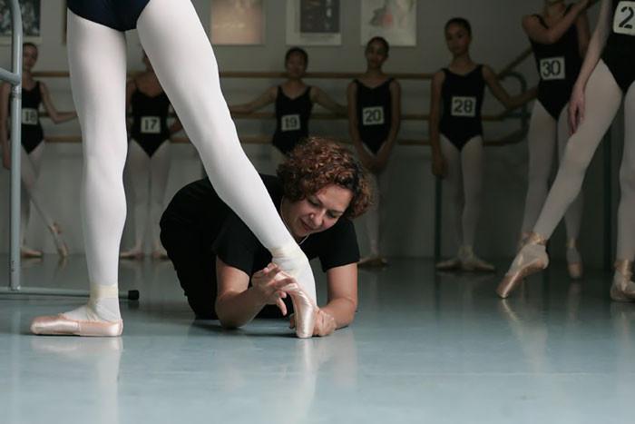 35. балет, фотография