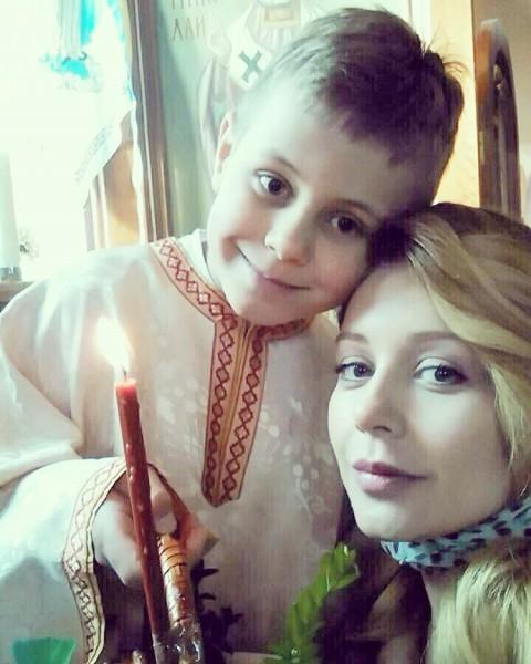 Тина Кароль показала своего талантливого сына