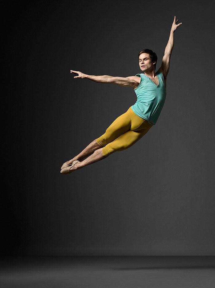 21. балет, фотография