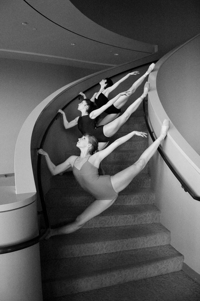 13. балет, фотография