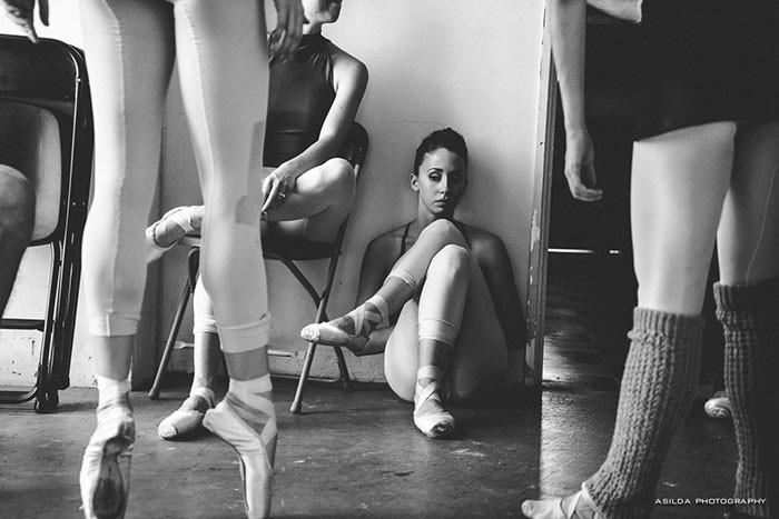 27. балет, фотография