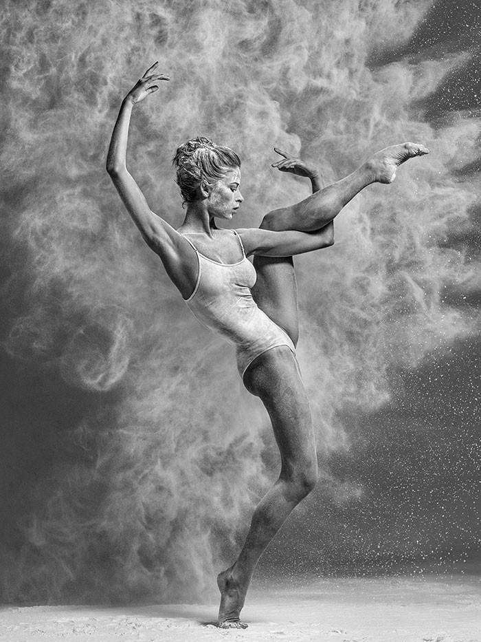 8. балет, фотография