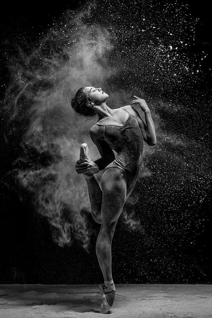 20. балет, фотография