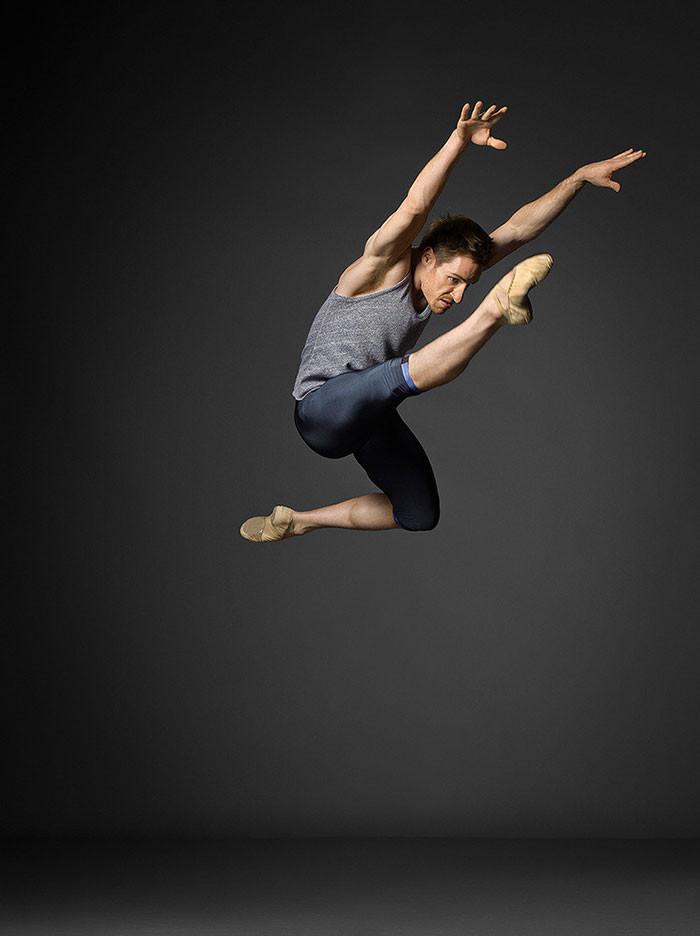 40. балет, фотография