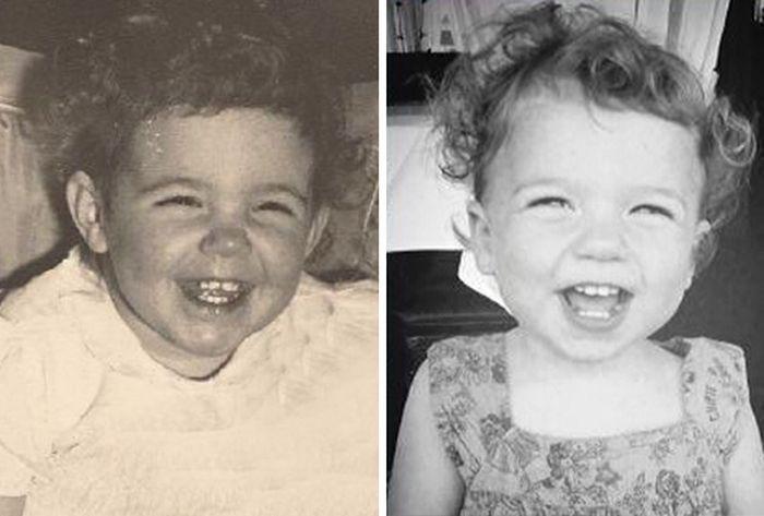 20 неоспоримых фотодоказательств того, что гены — мощная вещь!