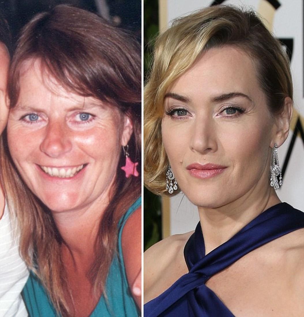 15 звёздных дочек и их красавиц-мам в одном и том же возрасте