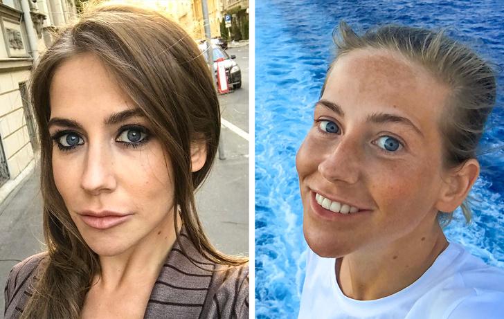 18 украинских и российских звезд, которые не боятся выйти в свет без макияжа