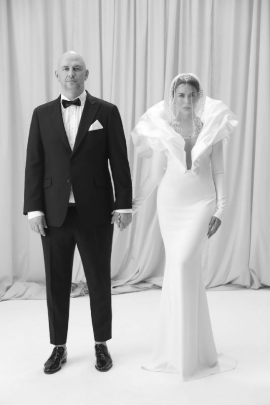 Свершилось! Настя стала женой Потапа — первые фото с церемонии, видео клятв
