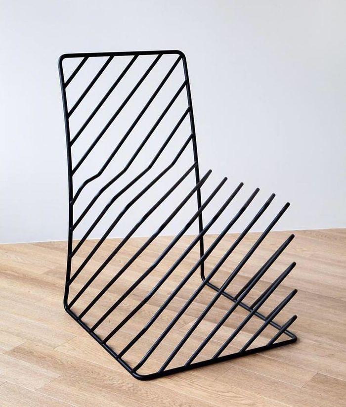 Minimalist Chair By Nendo Studio