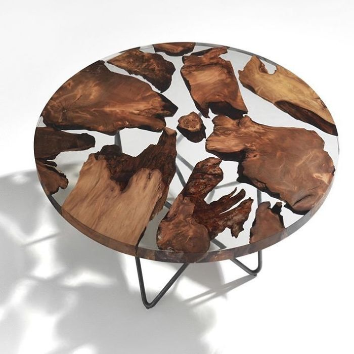 Earth Table By Renzo Piano