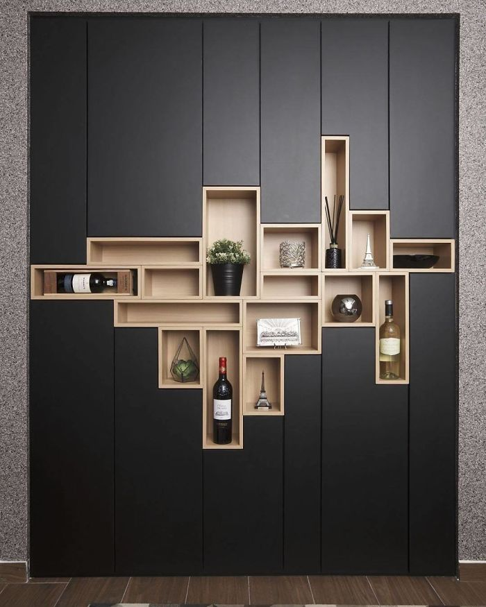 Shelving System By Juz Interior