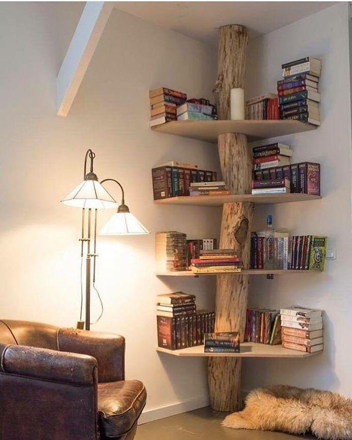 DIY Booktree Bookshelfby Yasuva Razon