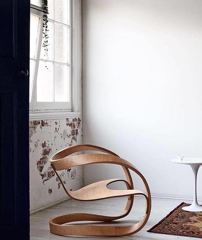 Möbius Chair By @markowitzdesign