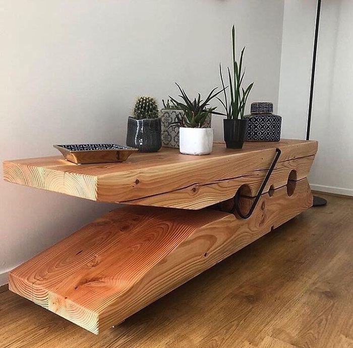 Latch Table By @vincent.bergogne