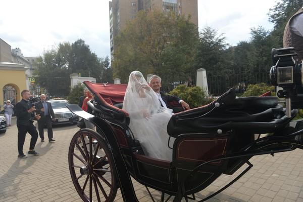 Свадьба года: Ксения Собчак и Константин Богомолов удивили всех