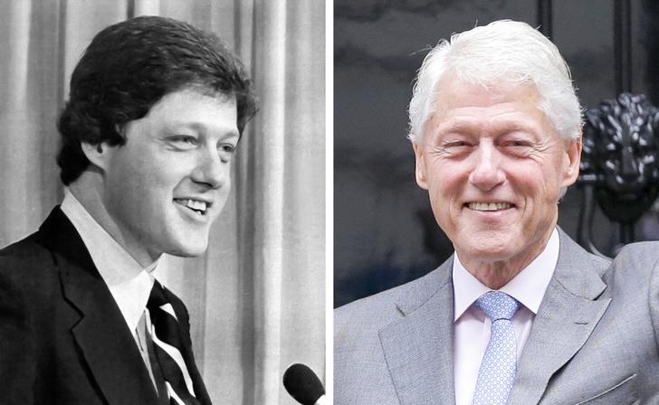 17 фото, которые показывают, как выглядели известные политики в молодости
