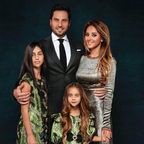 Александр Ревва опубликовал семейное фото - Вокруг ТВ.