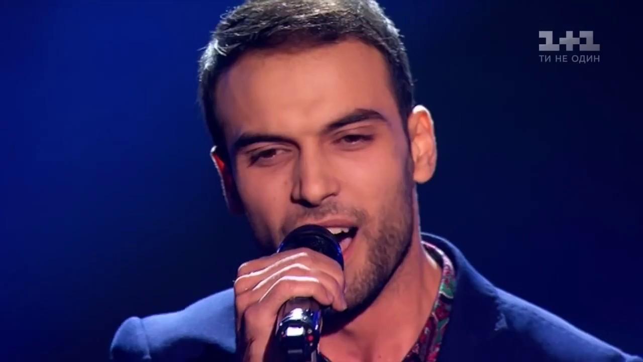 Азербайджанец произвел фурор на голосе(Джавид Мамедов Cancion del ...