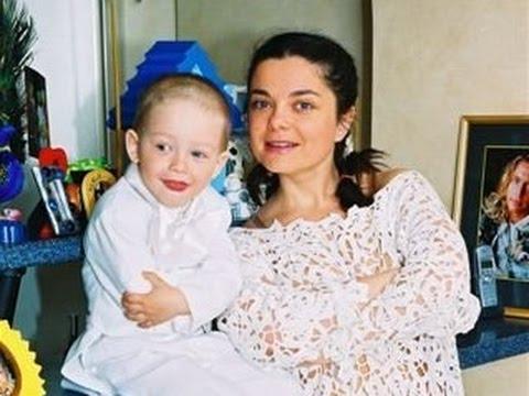 Наташа Королева и сын Архип / фотоальбом #6 год 2003 крёкшино ...