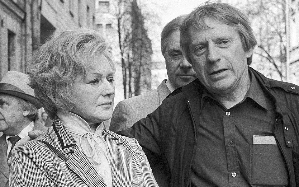 """Поняла, что с ним никто не сравнится"""": Людмила Касаткина долго не ..."""