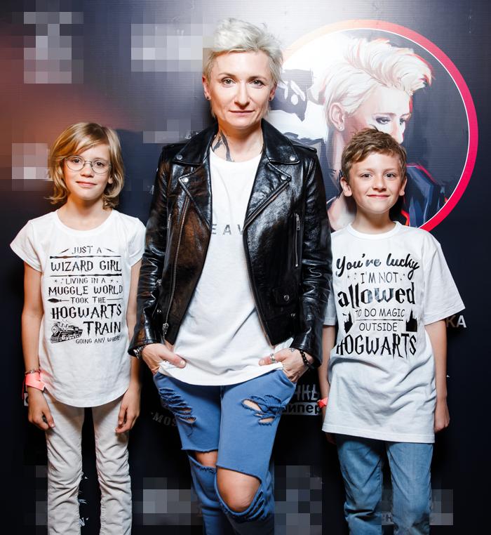 Диану Арбенину волнуют подростковые проблемы - Звезды - WomanHit.ru