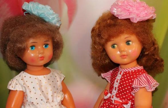 Куклы с нашего детства — назад в прошлое