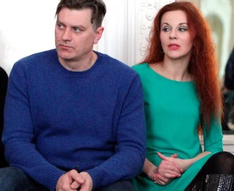 На фото: Алексей Зубков с женой