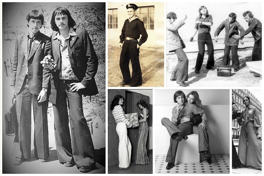 Мода 70-х годов: СССР   NUR.KZ