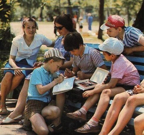 Фотографии, которые вызовут у вас чувство ностальгии! Вот у кого было настоящее детство!