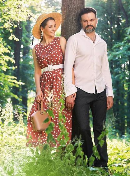 Звезда сериала «Паромщица» Глафира Тарханова: «Муж спокойно ...
