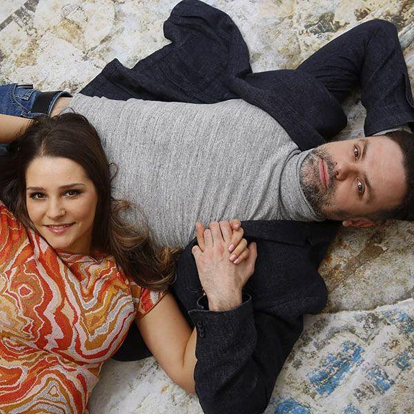 34-летняя Глафира Тарханова опубликовала редкое фото с мужем ...