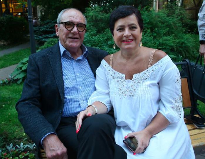 Личная жизнь Эммануила Виторгана: стать отцом в 80 лет