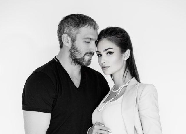 Эксклюзив. Александр Овечкин и Настасия Шубская: Мы достроили дом ...