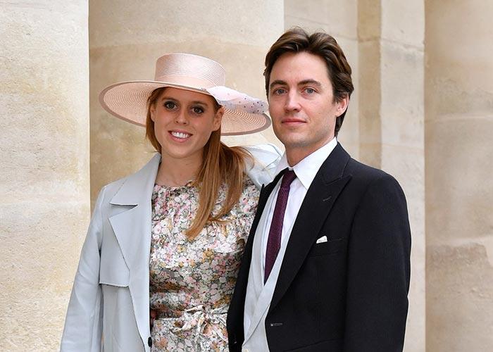 Внучка Елизаветы II вышла замуж за итальянского графа