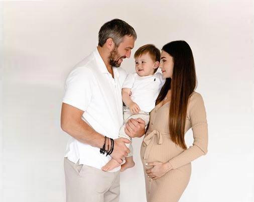 Александр Овечкин и Анастасия Шубская второй раз станут родителями ...
