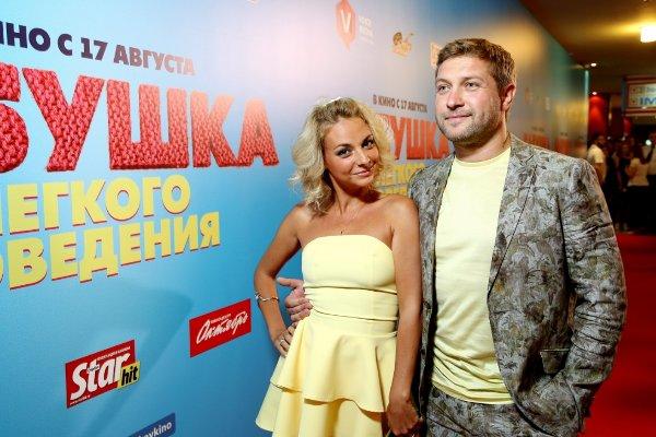 Звезда «Счастливы вместе» Дарья Сагалова впервые за долгое время вышла в свет с мужем - Вокруг ТВ.