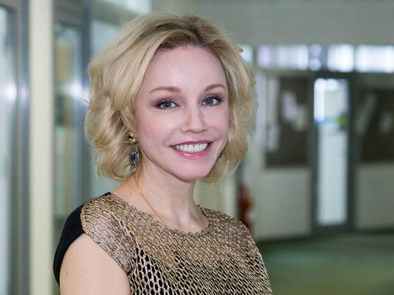 Эффектный образ Марины Зудиной — вдовы Олега Табакова