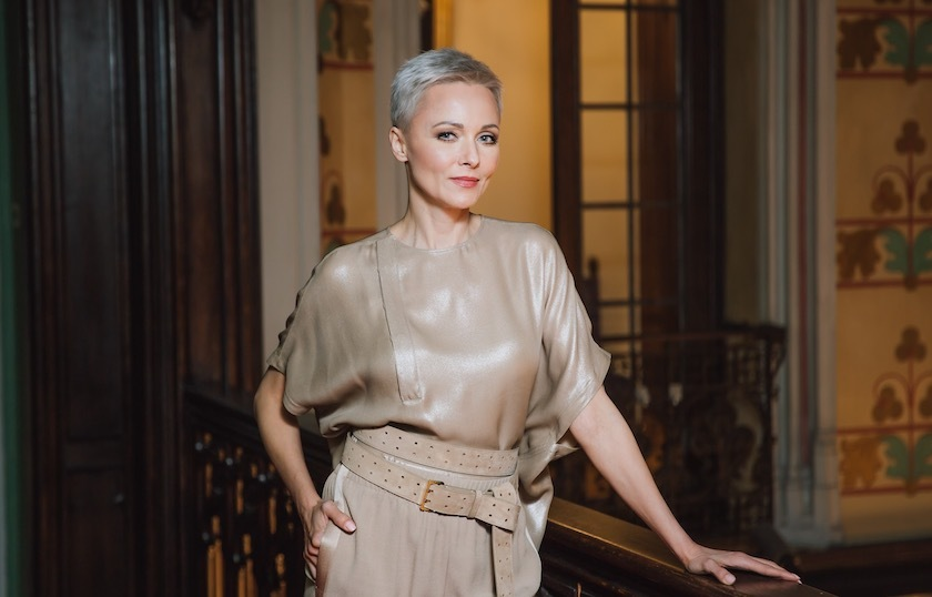 Дарья Повереннова: «Я не прошу дочь скорее подарить мне внуков» - Летидор