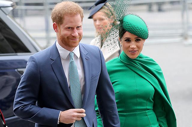 Стало известно, что принц Гарри подарил Меган Маркл на день рождения | СПЛЕТНИК