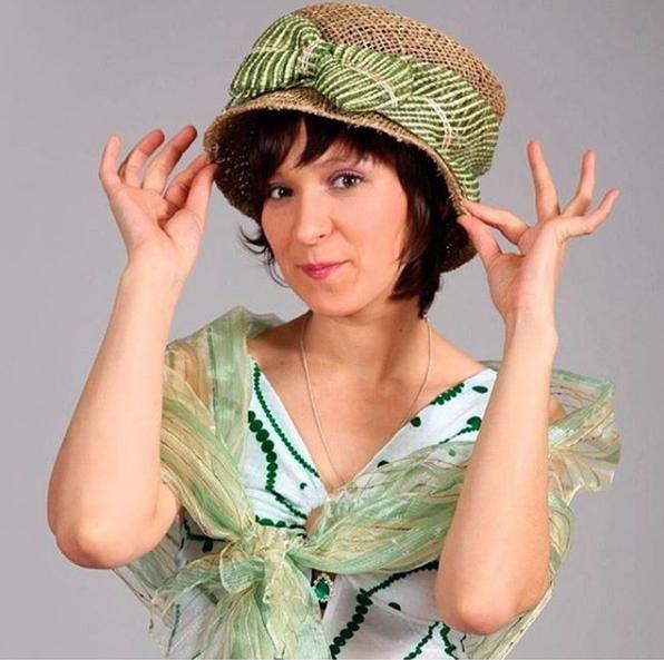 Олеся Железняк в юности: актриса опубликовала в Инстаграм раритетное фото - - Шоу-биз на Joinfo.ua