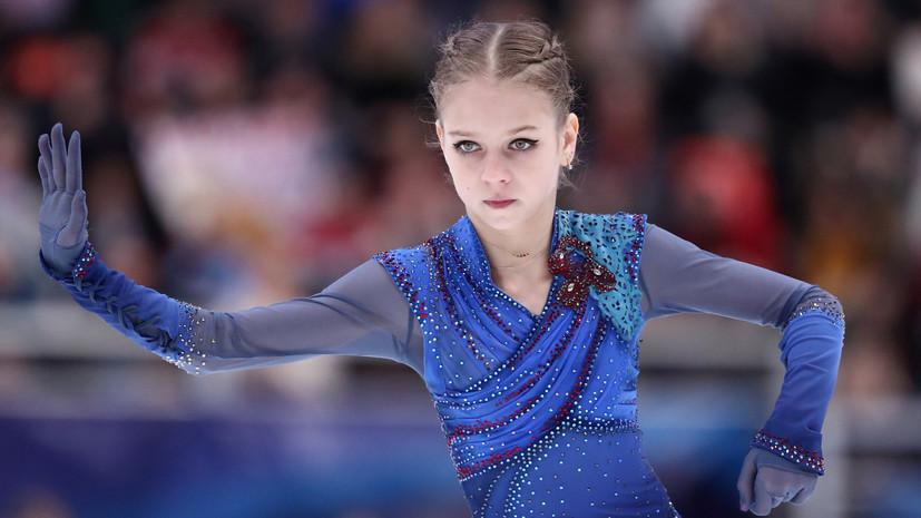 Трусова объяснила свой переход от Тутберидзе к Плющенко — РТ на русском