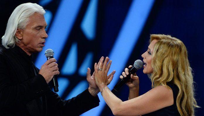 Божественно красивый дуэт: Дмитрий Хворостовский и Лара Фабиан «Toi et Moi»- это можно слушать вечно | Певицы, Музыка, Женщина