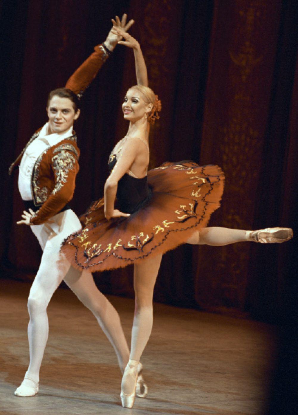 Балетная карьера Анастасии Волочковой | Фото | Культура | Аргументы и Факты