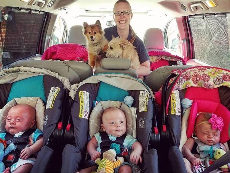 Поездка наавтомобиле всей семьей— это целое событие