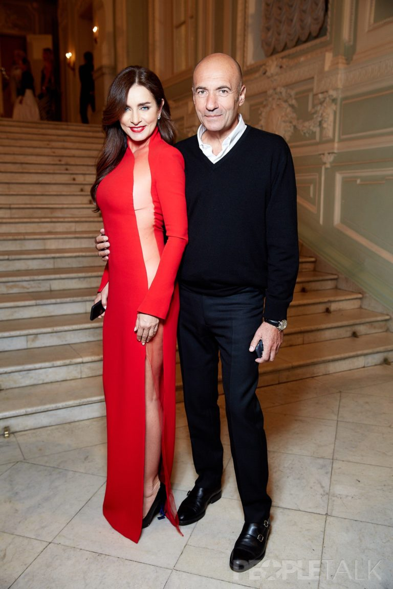 Супруга Игоря Крутого произвела фурор на балу Tatler выходом в полупрозрачном платье - Fav0rit77.ru